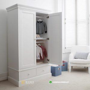 Model lemari anak minimalis kayu, lemari pakaian anak murah jepara, desain lemari pakaian anak kayu jati, desain tempat baju terbaru