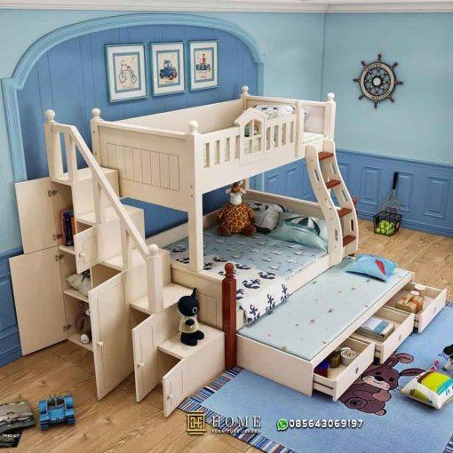 tempat tidur tingkat